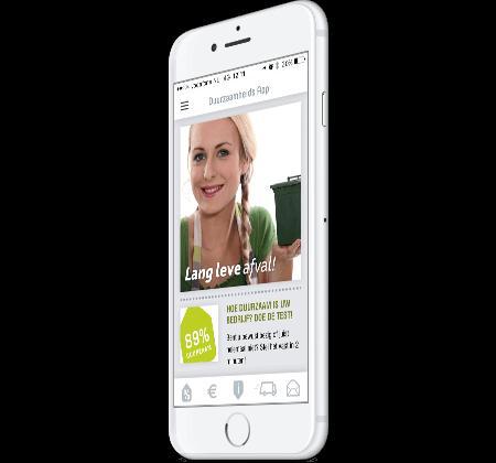 app duurzaamheidsapp