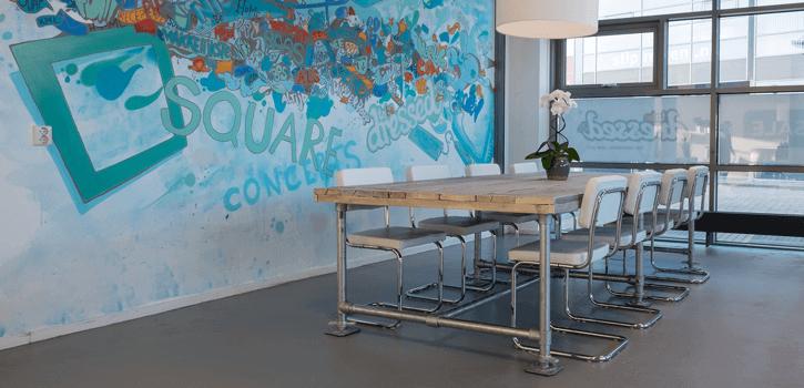 SQUARE Concepts gebouw Zaltbommel
