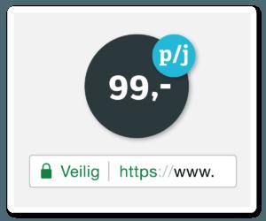 SSL simpel website