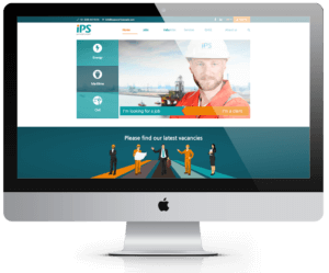 IPS powerful people homepage