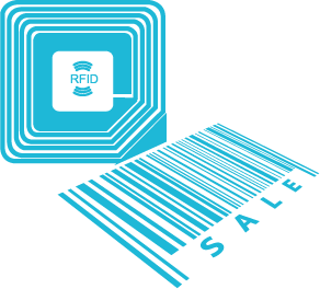 RFID bacode