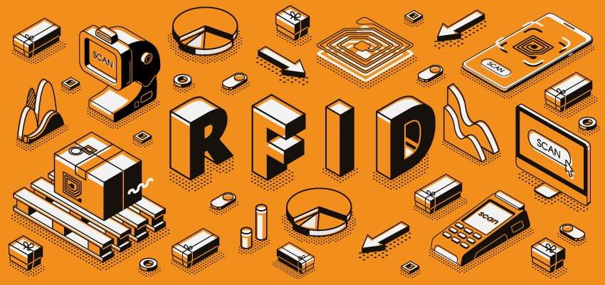 RFID-Supply-chain