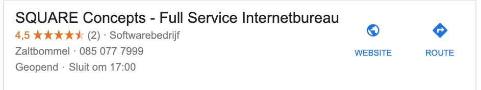 google-my-business-zoekwoorden