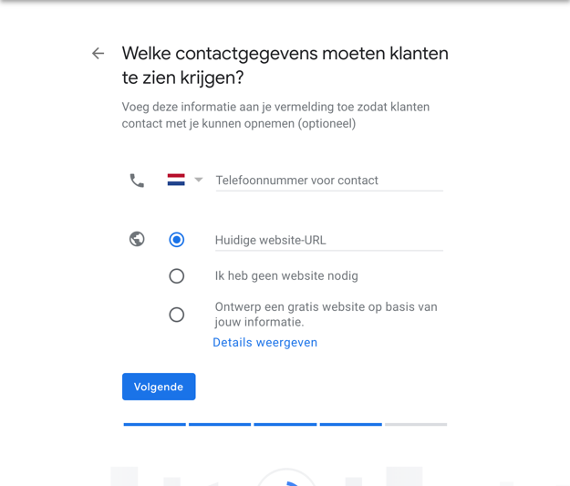 contact-gegevens-google-my-business